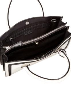 Fiorelli Aspen Geometric White Handbag