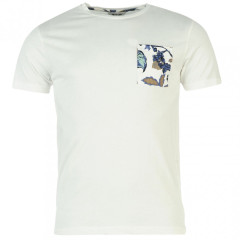 Only & Sons Naflow Star White T-Shirt