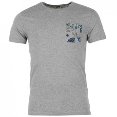 Only & Sons Naflow Grey Marl T-Shirt