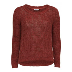 Only Geena Faded Rose Loose Knit Jumper