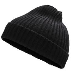 Jack & Jones Mens Jactom Black Hat