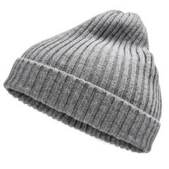 Jack & Jones Mens Jactom Grey Hat