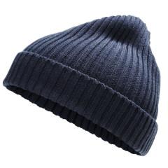 Jack & Jones Mens Jactom Navy Hat