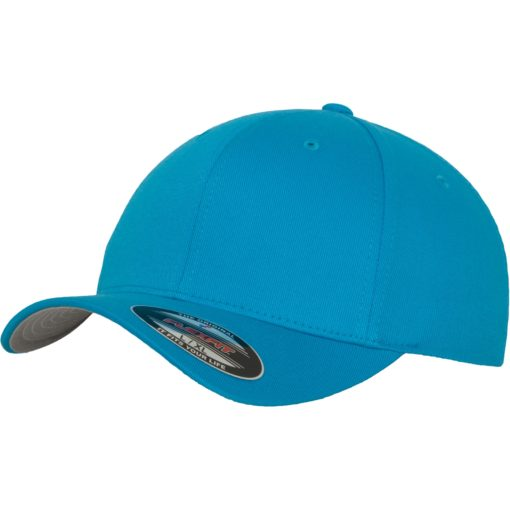 Yupoong Mens Hawaiian Ocean Flexfit Baseball Cap