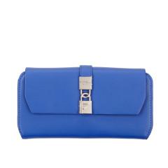 Fiorelli Ladies FS0861 Evie Large Cobalt Blue Purse