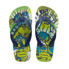 Havaianas Kids Radical Yellow Led