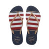 Havaianas Womens Slim Nautical Navy