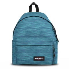 Eastpak Padded Pak'r Backpack Unisex Knit Blue