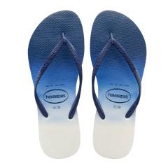 Havaianas Womens Slim Dip Dye Navy Blue