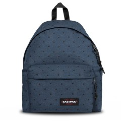 Eastpak Unisex Padded Pak'r Black Squares Backpack
