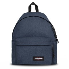 Eastpak Unisex Padded Pak'r Double Denim Backpack