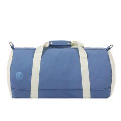 Mi-Pac Duffel Canvas Blue/Cream