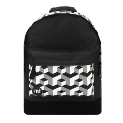 Mi-Pac Backpack Cubic-T Black