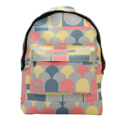 Mi-Pac Backpack Scandy Grey Multi