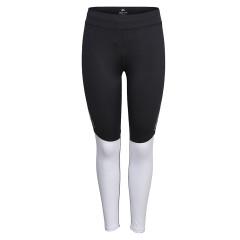Only Play Ladies Stef Training Leggings Black/White