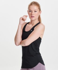Only Play Ladies Andreja Sports Tank Top Black