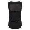Only Play Ladies Sheila Sports Vest Black AOP