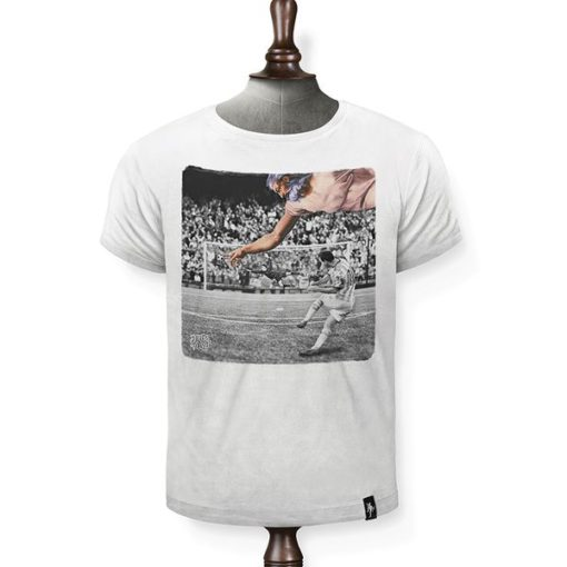 Dirty Velvet Hand Of God White Tee