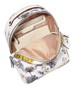 Fiorelli Anouk Lemon Print Small Backpack