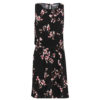 B.Young Irianna Black Floral Print Dress