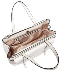 Fiorelli Soho White Shoulder Bag