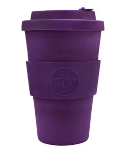 Reusable Ecoffee Coffee Cup Sapere Aude 14oz