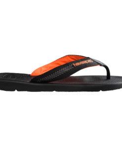 Havaianas Mens Surf Pro Black Flip Flops