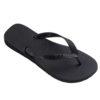 Havaianas Mens Top Black Flip Flops