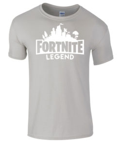 Fortnite Legend Grey T-Shirt