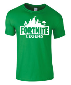 Fortnite Legend Irish Green T-Shirt