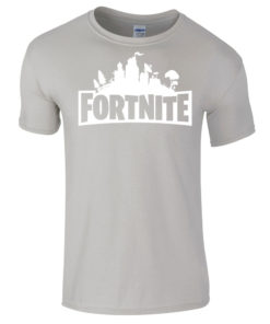 Fortnite Grey T-Shirt