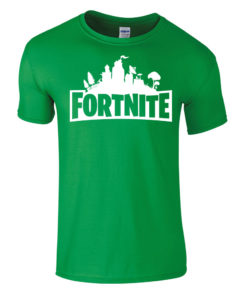Fortnite Irish Green T-Shirt