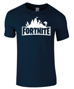 Fortnite Navy T-Shirt