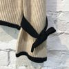 Native Youth Yale Statement Sleeve Knit