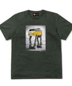 Chunk Star Wars Walking Camper Khaki T-Shirt