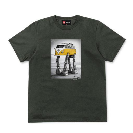 Chunk Star Wars Walking Camper Khaki T-Shirt