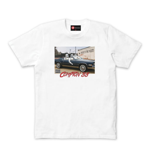 Chunk Droids In The Hood White T-Shirt