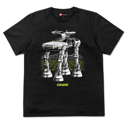 Chunk Future Wars Black T-Shirt