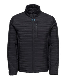 Only & Sons Anton Quilted Jacket - Black