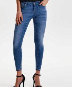 Only JDY Jamie Skinny Ankle Blue Jeans