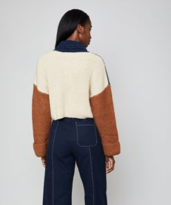 Native Youth Colour Block Knit