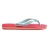 Havaianas Womens Brasil Logo Flamingo Flip Flops