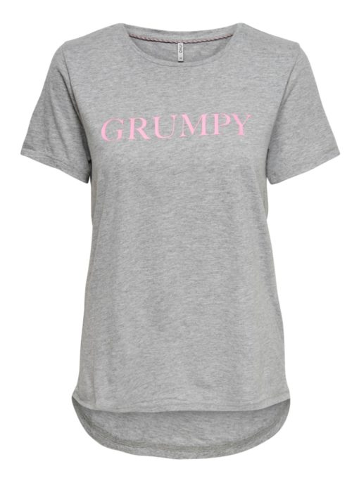 Only Mood Grumpy Tee