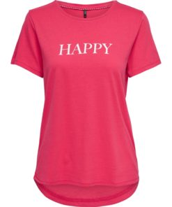 Only Mood Happy Tee