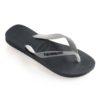 Havaianas Mens Top Mix Graphite/Grey Flip Flops