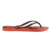 Havaianas Womens Slim Tropical Strawberry Flip Flops