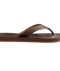 Havaianas Mens Urban Special Dark Brown Flip Flops
