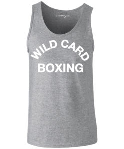 Wild Card Boxing Vest Grey