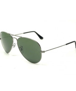 Ray-Ban Aviator Classic Gunmetal Sunglasses RB3025-W0879