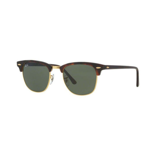 Ray-Ban Clubmaster Classic Tortoise Sunglasses RB3016-W0366